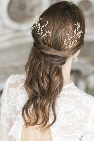 Accessoires De Cheveux De Mariée Accessoirisez Votre