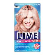 Schwarzkopf Live Colour Lightener Twist