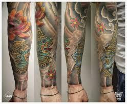 Maia Tattoo Tattoo