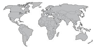 World Map Black And White Printable With Countries Maps Of The World Wikimedia Commons