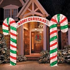 Candy Cane Themed Decorations The PostChristmas blahs Candy canes Park and Xmas 39