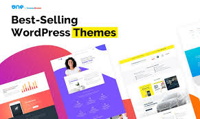ONE by TemplateMonster: Access the Best-Selling WordPress Themes
