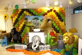 Kids Jungle Party Ideas