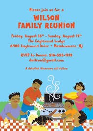 Printable Family Reunion Invitations Free Printable Family Reunion Invitations Family Reunion