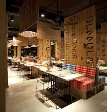 Thai Restaurant Design Decoration Restaurant LAH Restaurant interior design Restaurants and Interiors 2