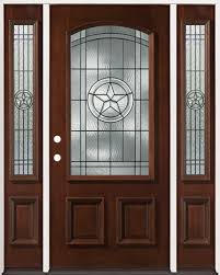 front door with one sidelightCheap Sidelite Units  Houston Door Clearance Center