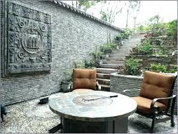 extra large outdoor wall art patio wall decor patio wall ideas medium size of wall decor