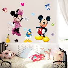 Mickey Mouse Bedroom Decorating Popular Mickey Mouse Bedroom Buy Cheap Mickey Mouse Bedroom Lots