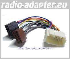 honda hr v 1999 2005 car stereo wiring harness iso lead car honda hr v 1999 2005 car stereo wiring harness iso lead