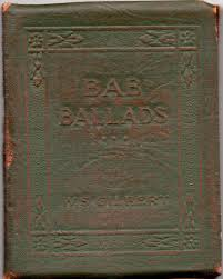 bab ballads the little leather library redcroft edition