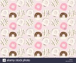 Donut Pattern Simple Inspiration Ideas