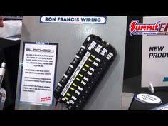 yj jeep wrangler kicker 8 inch sub and 4x6 front speakers shops ron francis wiring blackbox relay new product from sema 2014