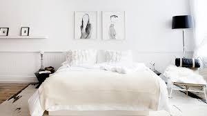 White Bedroom Custom Design