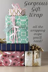 Gift Wrapping Inspiration!