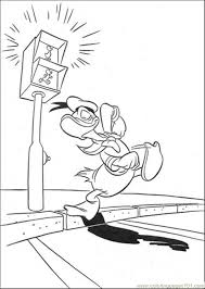 Small Picture Cross The Road Coloring Page Free Donald Duck Coloring Pages