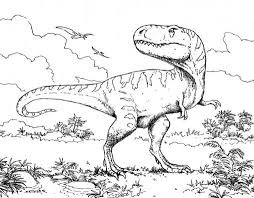 Small Picture Coloring Pages T Rex Dinosaur Coloring Pages Dinosaurs Coloring