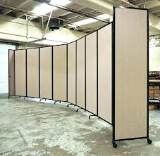 versare room divider custom room dividers and privacy screens divider mobile accordion versare versifold sound control