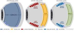 Kentucky Center For The Arts Seating Chart