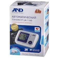 <b>Тонометр UA-1100 автомат</b>.на плечо с адаптером 75444
