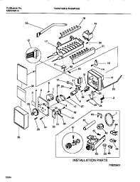 Frigidaire ice maker parts diagram hodaka ace 100 wiring diagram