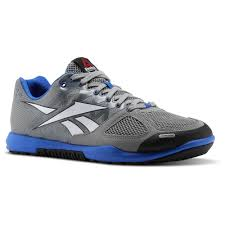 reebok crossfit shoes high top. reebok - crossfit nano 2.0 flat grey / white vital blue black j94324 crossfit shoes high top 6