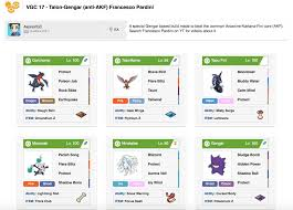 QR Rental Teams - A New Way to Play Competitive Pokémon