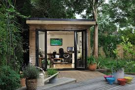 small outdoor office. Harrison James Contemporary Garden Rooms Small Outdoor Office