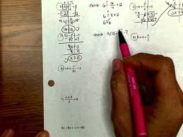 math worksheets two step equations free library