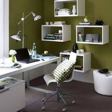 small office room interior design. office designs awesome minimalist interior design ideas modern green wall white furniture home decor room small f