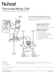 nuheat home thermostat. Brilliant Thermostat Nuheat_TStat_RelayWiringDiagram_120V For Nuheat Home Thermostat H