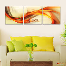free 3 piece modern abstract wall art big size 50cm 50cm home decor modern picture set on canvas home decor wall art painting for living room