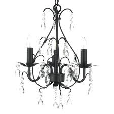 gallery wrought iron and crystal 3 light swag plug in chandelier ikea gallery wrought iron and crystal 3 light swag plug in chandelier ikea