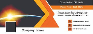 Business Banner Design Facebook Business Banner Design See Outlook