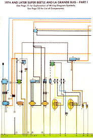 super beetle wiring diagram com