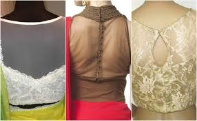 Top 5 Trending Blouse S Back Neck Designs Of 2017