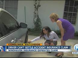 Driver Can't Get Windhaven Insurance To Settle Claim For Auto Impressive Windhaven Insurance Quote