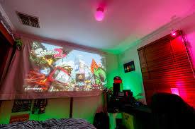 mood lighting for bedroom. Philips Hue Mood Lighting In Bedroom For Splatoon 2 Launch Weekend E