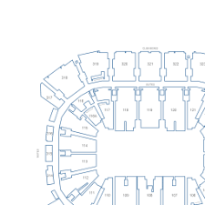 Maple Leafs Seating Chart Scotiabank Arena Interactive Hockey Seating Chart