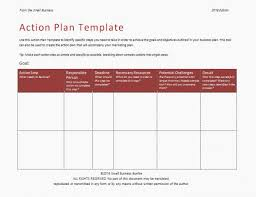 Action Plan In Pdf Amazing 48 Inspirational S Action Plan Template Action Plans Template