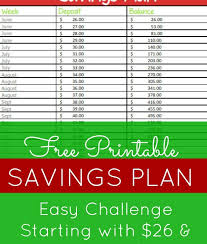 Christmas Savings Plan Chart Family Finances 2 7 What Mommy Does