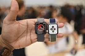 Apple Watch Series 5 Vs Apple Watch Series 4 Spec