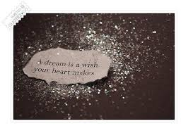 A Dream Is A Wish Your Heart Makes Quote Best of A Dream Is A Wish Your Heart Makes Love Quote QUOTEZ○CO