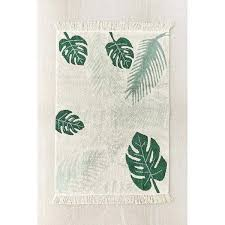 washable cotton rugs tropical greens washable rug a liked on featuring home rugs washable cotton rugs washable cotton rugs