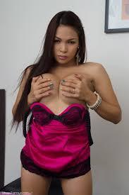 FREE black hair long hair asian high heels lingerie non nude.