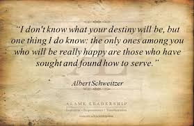 Quotes About Serving Others Amazing AL Inspiring Quote On Serving Others Alame Leadership