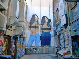 >a visual guide to melbourne s best street art the kardashians drewery ln l ash seagrave