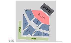 Raleigh Amphitheater Seating Chart Tickets Dropkick Murphys And Clutch Raleigh Nc At
