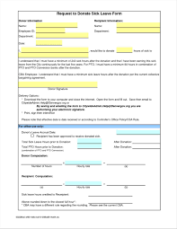 Format Sick Leave Gallery Sample Sick Form Template Medical