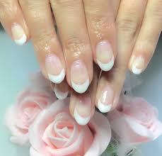 白フレンチ 京都宇治のネイルサロン nail salon plums