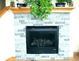 refacing fireplace with stone ideas veneer how much does cost it the awesome firep